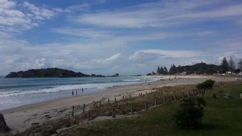 Playa de Mount Maunganui