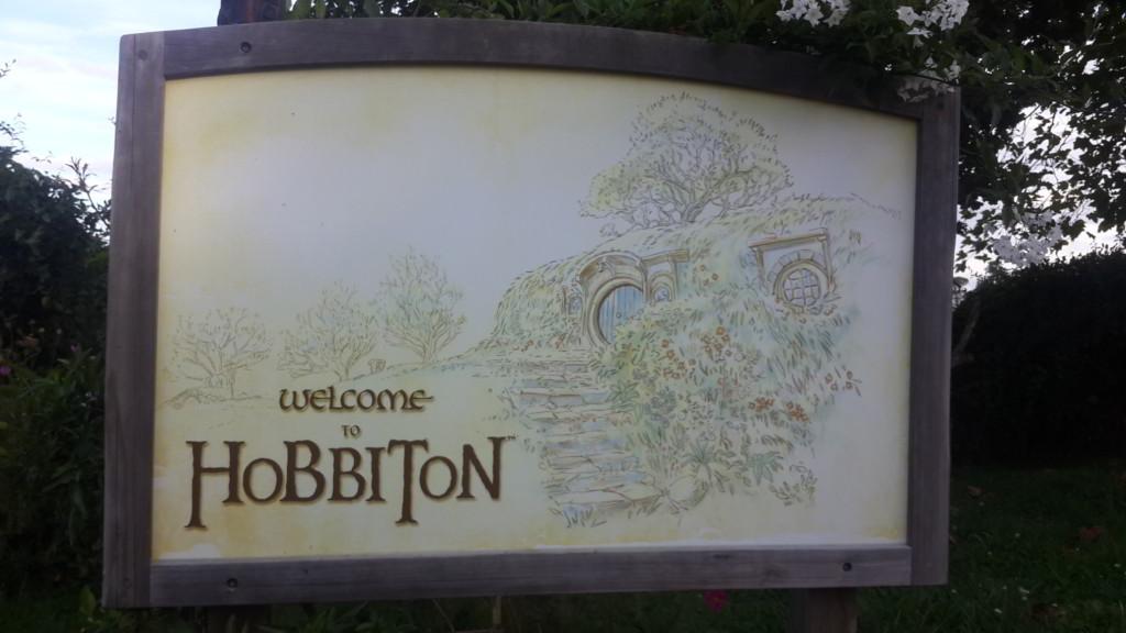 Bienvenidos a Hobbiton