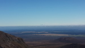 Bien lejos, Mount Taranaki