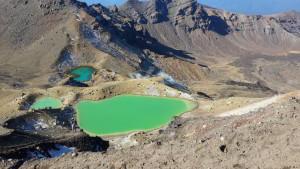 Lago Esmeralda