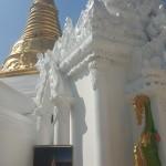 Wifi gratis en la Shwedagon Pagoda