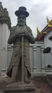 Una imagen en Wat Pho
