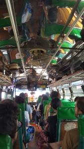 Bus a Chiang Kong por 60bath