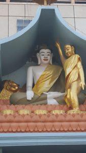 Bailando a Buda lo conocí