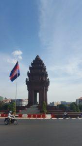 Monumento a la Independencia de Camboya
