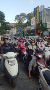 La ciudad con más motos del mundo