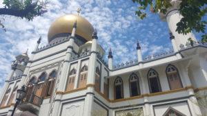 La Mezquita de Singapur