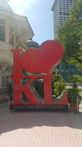 Amamos Kuala Lumpur!