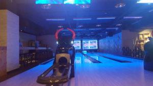 Cumpleaños en un bowling