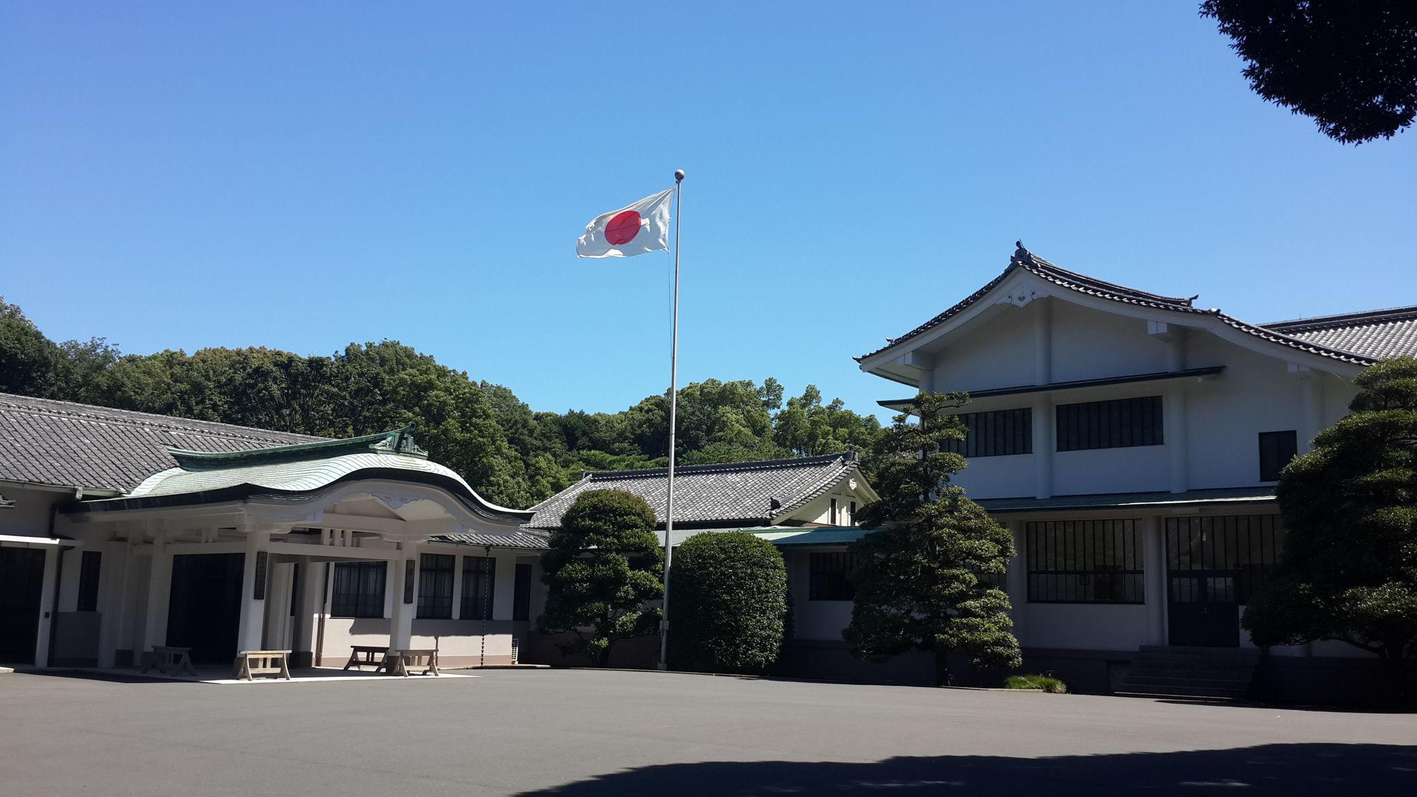 Templo Meiji Jingu