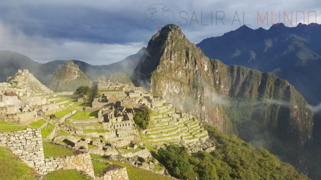 Machu Picchu, la ciudad sagrada de los Incas