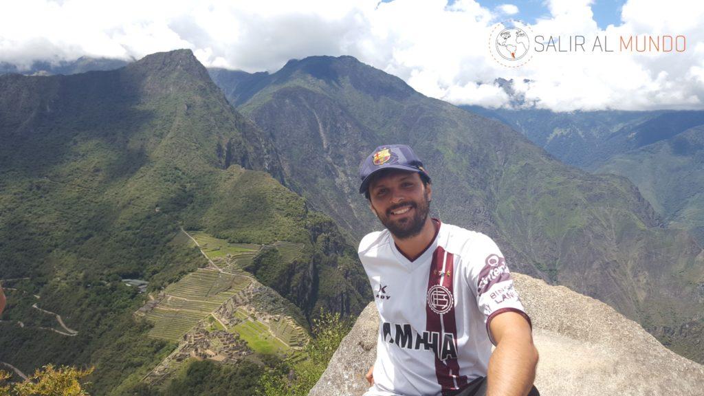 Desde Wayna Picchu