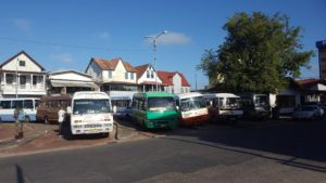 Un lío de buses