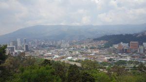 La ciudad desde el cerro