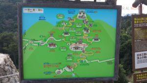 Mapa para no perderse
