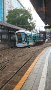 Un tranvía nuevo