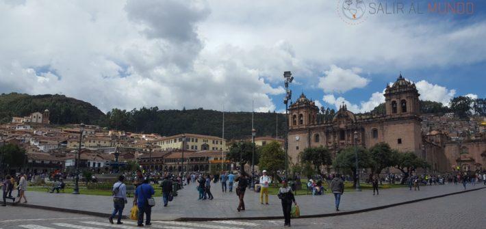Plaza de Armas de Cusco