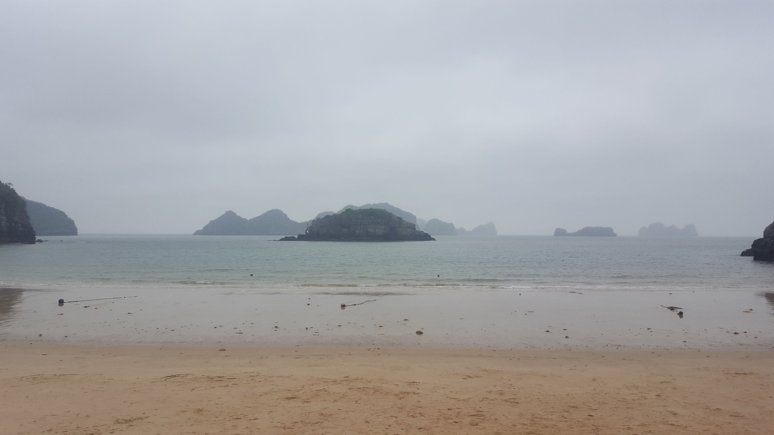 Playas en Cat Ba