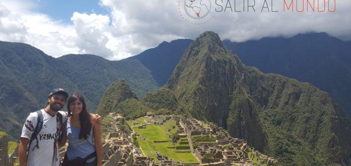 En Machu Picchu