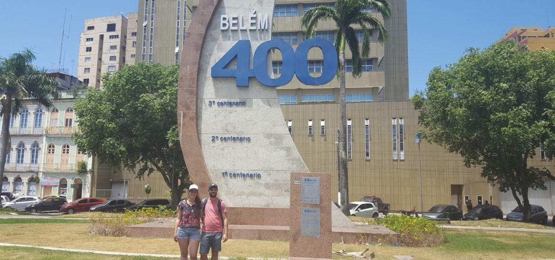 Belém, una ciudad de 400 años