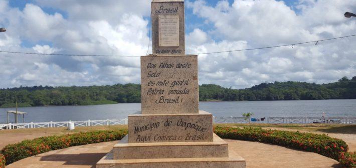 Còmo ir hasta Guayana Francesa desde Brasil