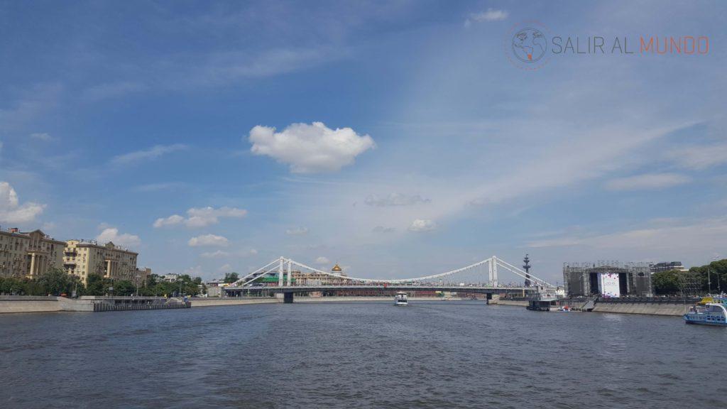 Río Moscova o Moscú
